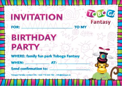 Invitation download